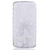 Белая бабочка шаблон Мягкий чехол тонкий ТПУ резиновый силиконовый гель чехол для LG K7/K8