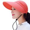 [Супермаркет] Jingdong Lan поэзия дождь M0210 пустой цилиндр верхом складная шляпа женщина лето большой голубое небо вдоль ВС шляпой наружной защиты от солнца кофеварка polaris pcm 0210 450 вт черный