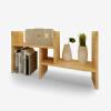 Kellogg Мин-товары телескопический небольшой книжной полки простой стол книжный шкаф стеллаж для хранения полки пластина Desktop Storage Rack ZC2412