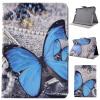 Butterfly Style 360 Вращающаяся  флип-обложка с функцией подставки и слотом для кредитных карт для Amazon Kindle Fire HDX 7