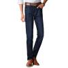 GEEDO джинсы бизнес случайные джинсы прямые джинсы 9002 черный синий 29 джинсы