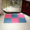 американский сайт (LIDIMEI) Ванная мозаика зеленый ПВХ нескользящей коврик розовый 30 * 30см