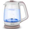 Rongshida (Royalstar) 1.5L стекла чайник бытовой электрический чайник 304 нагрева из нержавеющей стали РСД-592