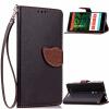 Черный Дизайн Кожа PU откидная крышка бумажника карты держатель чехол для Nokia Lumia 830