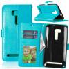 BlueStyle Classic Flip Cover с функцией подставки и слотом для кредитных карт для Asus ZenFone Zoom ZX551ML asus zenfone zoom zx551ml 128gb 2016 black