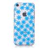 Синий хризантема шаблон Мягкий чехол тонкий ТПУ резиновый силиконовый гель чехол для IPHONE 5С чехол для iphone 5с арбузики boom case