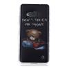 Медведь Pattern Мягкий тонкий ТПУ Резиновая крышка силиконовый гель чехол для Microsoft Lumia 550 s линия крышка тпу casefor microsoft nokia lumia 435 532 535 550 630 635 640 650 730 735 850 мягкий гель резина силиконовый чехол случае