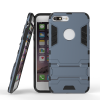 Темно-синий Slim Robot Armor Kickstand Ударопрочный жесткий корпус из прочной резины для IPHONE 7 PLUS чехол для iphone 7 sgp slim armor 042cs20842 ультра черный
