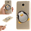 Мультфильм пингвин шаблон Мягкий тонкий резиновый ТПУ Силиконовый чехол Гель для MEIZU Note 3 мультфильм пингвин шаблон мягкий тонкий резиновый тпу силиконовый чехол гель для xiaomi redmi note 4
