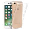 Mo вентилятора 7 Apple, телефон оболочки прозрачной мягкой силиконовой оболочки защитный рукав популярные бренды i7 семь мужских и женских моделей относятся к Apple, ipone7