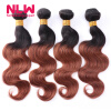 Ombre Cheap Black Weft Body Wave Brazilian Hair Bundles for Sale 8A Best Quality Real Virgin Hair Extension 4 Pcs DHL Free Ship best new product on sale 120ml 2 brazilian keratin hair treatment straighten hair free shipping