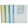 Обширные (Guangbo) 6 больших 32K100 этого типа оргтехника блокнот ноутбук дневник мягкого цвета смешанного старинной рукопись GB25283