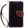 Черный Дизайн Кожа PU откидная крышка бумажника карты держатель чехол для Sony Xperia XZ/XR sony xr m510 в новокузнецке