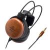 audio-technica ATH-W5000 деревянные наушники наушники audio technica ath ad700x