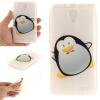 Мультфильм пингвин шаблон Мягкий тонкий резиновый ТПУ Силиконовый чехол Гель для Lenovo A536 мультфильм пингвин шаблон мягкий тонкий резиновый тпу силиконовый чехол гель для huawei honor 8