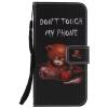 Черный медведь дизайн PU кожа флип крышку кошелек карты держатель чехол для LG NEXUS 5X nexus confessions volume two