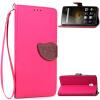 Розовый Дизайн Кожа PU откидная крышка бумажника карты держатель чехол для Lenovo Vibe P1 мобильный телефон lenovo k920 vibe z2 pro 4g