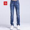 Бао Ло Фади BAOLUOFADI стрейч джинсы мужские ноги Тонкие прямые случайные брюки синий 30 187 116 205 паяльник bao workers in taiwan pd 372 25mm