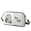Биби baobibi сцепления мешок корейских женщин пакета сцепления мешок мини сумки посыльного 7025- черный