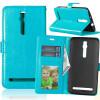 BlueStyle Classic Flip Cover с функцией подставки и слотом для кредитных карт для Asus Zenfone 3 ZS550ML черная классическая флип обложка с функцией подставки и слотом для кредитных карт для asus zenfone zoom zx551ml