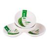 Согласно ADO EDO на открытом воздухе поставок барбекю для пикника одноразовые миски супа 700мл биоразлагаемые (50 установлен) YD2422