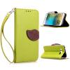 Зеленый дизайн Кожа PU откидная крышка бумажника карты держатель чехол для Samsung Galaxy E7/E7000 зеленый одуванчик дизайн кожа pu откидная крышка бумажника карты держатель чехол для samsung galaxy core prime g360