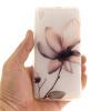 Магнолия цветок картины мягкий тонкий ТПУ Резиновая крышка случая силикона геля для Lenovo S850 магнолия цветок картины мягкий тонкий тпу резиновая крышка случая силикона геля для lenovo a2010
