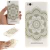 все цены на Белые цветы шаблон Мягкий тонкий ТПУ Резиновая крышка силиконовый гель чехол для XIAOMI 4C/4I