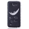 Плохой смех шаблон Мягкий чехол тонкий ТПУ резиновый силиконовый гель чехол для LG K4 цена