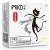 Mio Ультратонкие презервативы из латекса с содержанием гиалуроновой кислоты 3 шт окамото презерватив мужской секс игрушки для взрослых