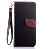 Черный Дизайн Кожа PU откидная крышка бумажника карты держатель чехол для HTC Desire 820 htc desire 650