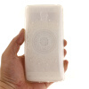Белый Мандала шаблон Мягкий тонкий резиновый ТПУ Силиконовый чехол Гель для Lenovo Vibe P1 смартфон lenovo vibe c2 power 16gb k10a40 black