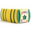Jingdong [супермаркет] 3M Scotch-Brite очистка горшков мытья посуды, губка ткань наждачной бумаги 6 для обычной кухни универсальной gibson seg 700ml brite wires nps wound 011 050