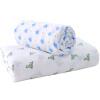 elepbaby детские полотенца и детские одеяла 115X115CM 2шт.