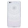 Белый шаблон Pattern Мягкий Тонкий TPU Резиновый Силиконовый гель Чехол для HUAWEI P8 Lite белый шаблон pattern мягкий тонкий tpu резиновый силиконовый гель чехол для ipod touch 5