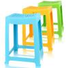 Камелии стула утолщаются полосы пластиковые стулья Табурет 46.6cm высокий квадратный дугообразной стул стул A0838P стул сибарит 2 11 23 132 шатура столы и стулья