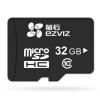 Флюорит (EZVIZ) камера видеонаблюдения выделенная карта памяти Micro SD карта TF 32GB Class10 Hai Kangwei как бренд посвященные карты sd карта tf 8g uob оранжевой музыка камера видеонаблюдение