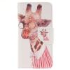 Жираф дизайн Кожа PU откидная крышка бумажника карты держатель чехол для SAMSUNG GALAXY J5 2016/J510 lust play электрический массажер женский вибратор секс игрушки для взрослых искусственный пенис