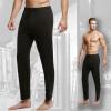 [супермаркет] Jingdong 3741 Playboy костюм хлопка пижамы мужчин домашние брюки мужчины дна весной и летом брюки черный XL
