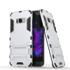 Серебряный Slim Robot Armor Kickstand Ударопрочный жесткий корпус из прочной резины для SAMSUNG GALAXY S8 Plus синий slim robot armor kickstand ударопрочный жесткий корпус из прочной резины для vivo x9plus