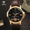 все цены на YAZOLE Casual Men Watch Top Brand Luxury Famous Male Clock Wrist Watches Quartz Watch Hodinky Relogio Masculino онлайн