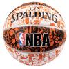 Spalding Spalding баскетбол граффити серии резины на открытом воздухе lanqiu73-722Y