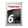 Toshiba (TOSHIBA) N300 Series 6TB 7200 оборотов в минуту 128M SATA3 NAS (сетевое хранилище) жесткий диск (HDWN160) рэковое сетевое хранилище rack nas lenovo e1012 64111b2