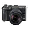 Canon EOS M6 (18-150) Мини сменный зеркальный цифровой фотоаппарат Черный