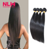 Free Shipping 8A Top Quality Malaysian Straight Virgin Hair 4 Bundles NLW Hair Products for Black Women Full Soft Thick Smooth free shipping 3pcs top quality pure garcinia cambogia extracts weight loss 75
