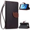 Черный Дизайн Кожа PU откидная крышка бумажника карты держатель чехол для Acer Liquid Z520 защитная пленка luxcase для samsung galaxy s4 mini