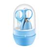 Ninja (storc) YR02 детских ножницы для ногтей кусачек для ногтей пилочки для ногтей костюм новорожденного Бугера клип ножницы безопасности детей