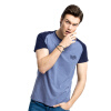 CAMEL мужская футболка круглый воротник популярная одежда