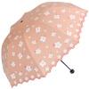 Райский зонтик Сливочный шелк Черный мрачный ожерелье Зеркало Цветок Принцесса Триммеры Солнцезащитный крем Цвет 36049E
