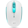 Fuld M510 беспроводная мышь ноутбук настольный офис немой игровой мыши белый синий